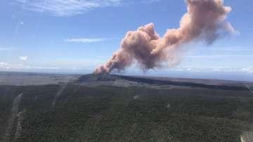 Над две хиляди са евакуираните от Големия остров на Хаваите заради вулкан