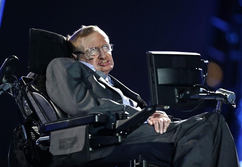 Почина Стивън Хокинг. Най-голямата звезда на съвременната наука, прикован от