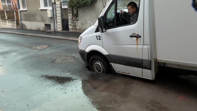 Коли пропаднаха в дупки на пътя заради зле изпълнени ремонти