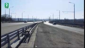 Вторият етап от ремонта на Аспаруховия мост във Варна започва до дни