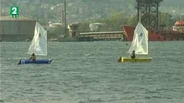 Морски многобой се провежда във Варна