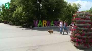 """Вестник """"Дейли експрес"""" нарече Варна бижу на българското Черноморие"""