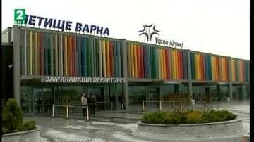 20 екипа се състезават кой да изрисува една от сградите на Летище Варна