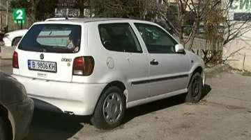 Във Варна започва акция за разчистване на старите коли