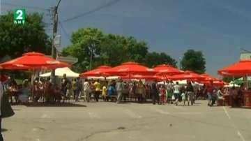 Ламбада за фестивала на цацата в Кранево