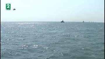 "Край Варна продължава военноморското учение ""Бриз 2017"""