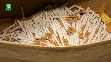 В Бяла задържаха нелегални цигари в бидони