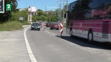 Променят движението по Аспаруховия мост във Варна