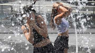 Рекордни горещини отчетоха в Западна Европа