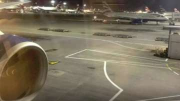 Забелязан дрон наруши работата на летище Хийтроу в Лондон
