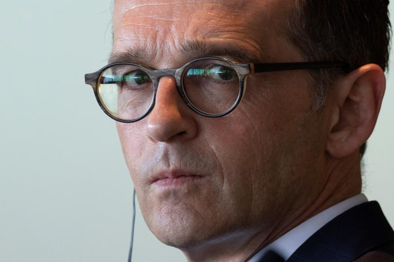 Външният министър на Германия Хайко Маас определи решението на Висшата