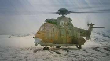 Хеликоптери може да помагат на Бърза помощ при спешни случаи