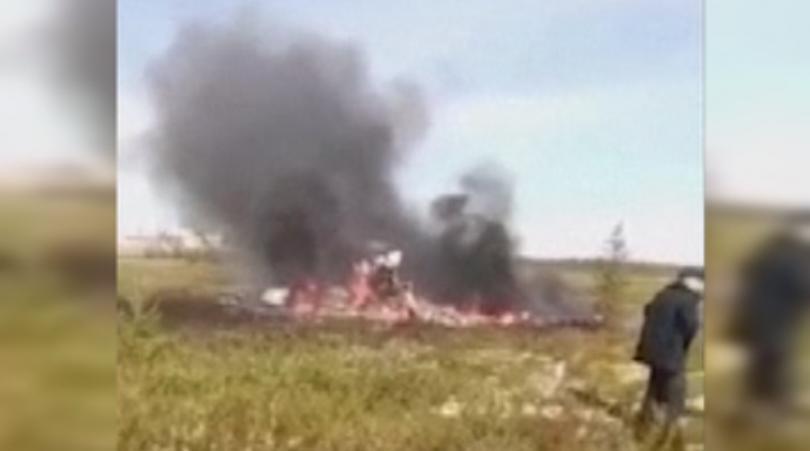 18 души загинаха при катастрофа на руски хеликоптер