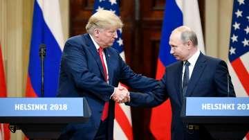 След разговорите с Путин: Тръмп се среща с членове на Конгреса