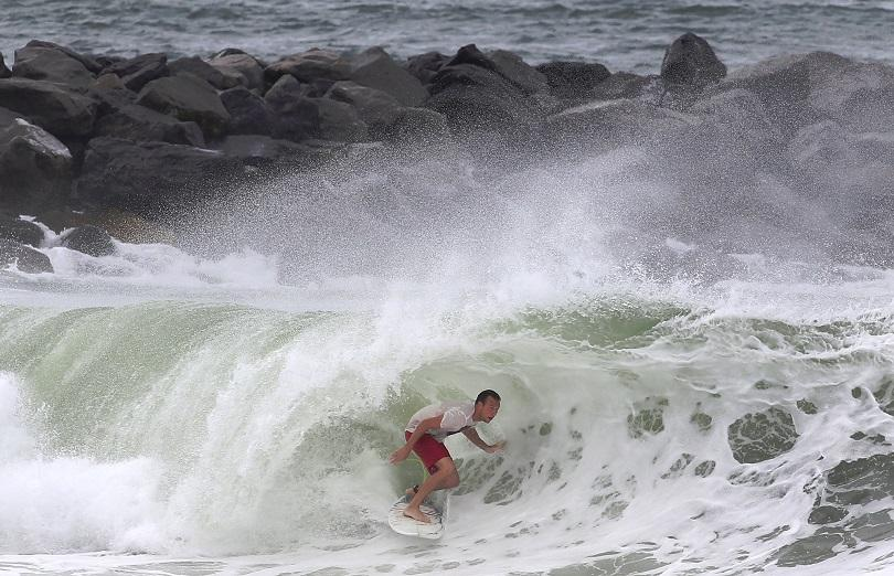 снимка 3 Ураганът Ермин връхлетя щата Флорида (СНИМКИ и ВИДЕО)