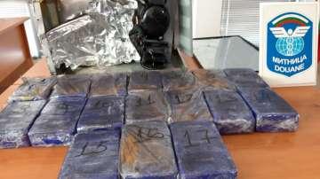 Хероин за над 1 милион лева задържаха на Капитан Андреево
