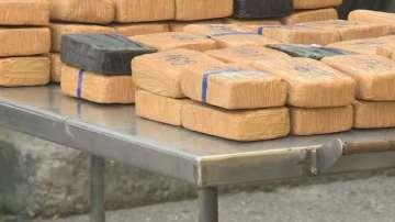Хероин за над 3 млн. лева откриха в български микробус на Дунав мост