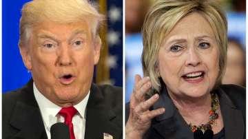 Клинтън води на Тръмп с 6 пункта, сочи анкета