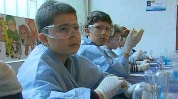 Колко забавна е химията научиха деца от Пловдив