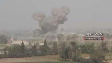 Режимът на Асад отговорен за химическата така от април