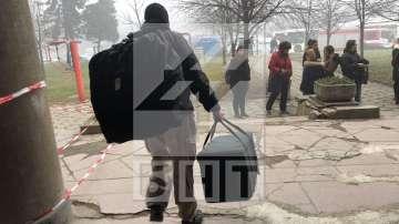 Евакуираха Химическия факултет на СУ заради забравен куфар