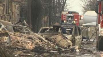 Обстановката в Хитрино два дни след трагедията