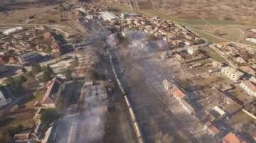 Хитрино - година след взрива