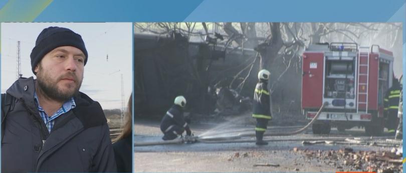 Ефективни присъди за влаковата катастрофа в Хитрино. Машинистът Димитър Михнев