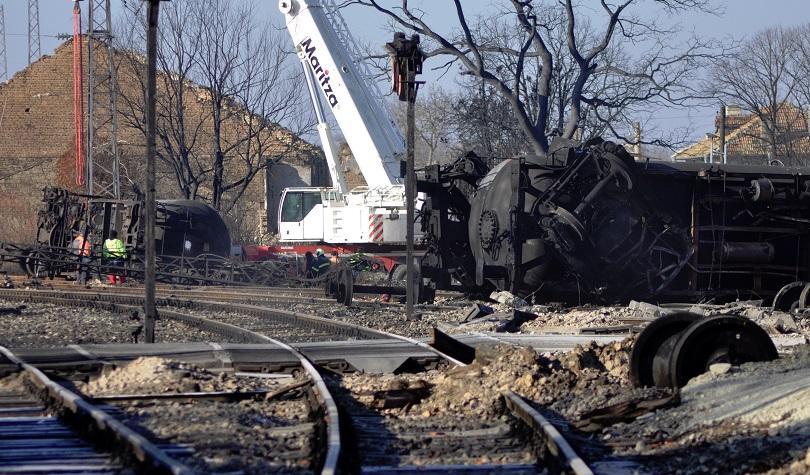 Шуменският окръжен съд ще заседава извънредно по делото за железопътното