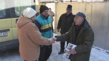 Бехчет Али направи лично дарение за пострадалите в Хитрино