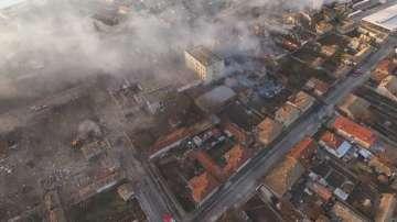 Две са основните версии за взрива в Хитрино според експерти