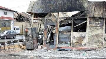 С изнесено заседание започна делото за взрива в Хитрино