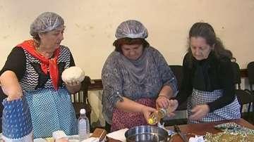 Във Варна приготвиха хляб в деня на християнското семейство