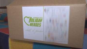 Хиляди празнични пакети зарадваха хора в нужда