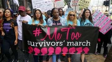 Протест срещу сексуалното насилие в Холивуд