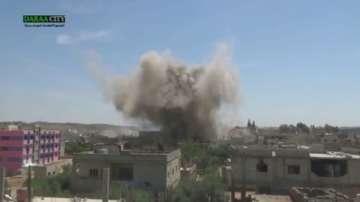 Сирийските бунтовници се изтеглят от Хомс