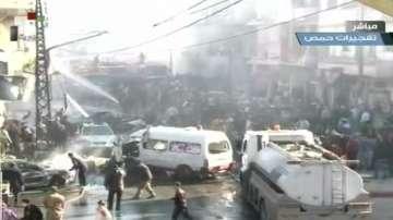 32-ма души убити в сирийския град Хомс