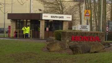 Хонда планира да закрие завода си във Великобритания