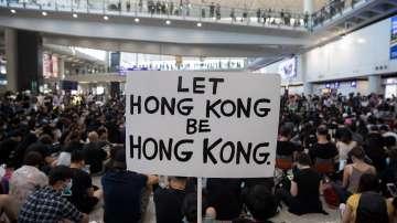 Нападки между Вашингтон и Пекин заради Хонконг