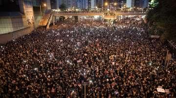 Нов милионен митинг в Хонконг