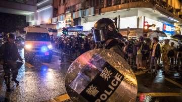 Над 80 са задържаните в Хонконг през последните два дни