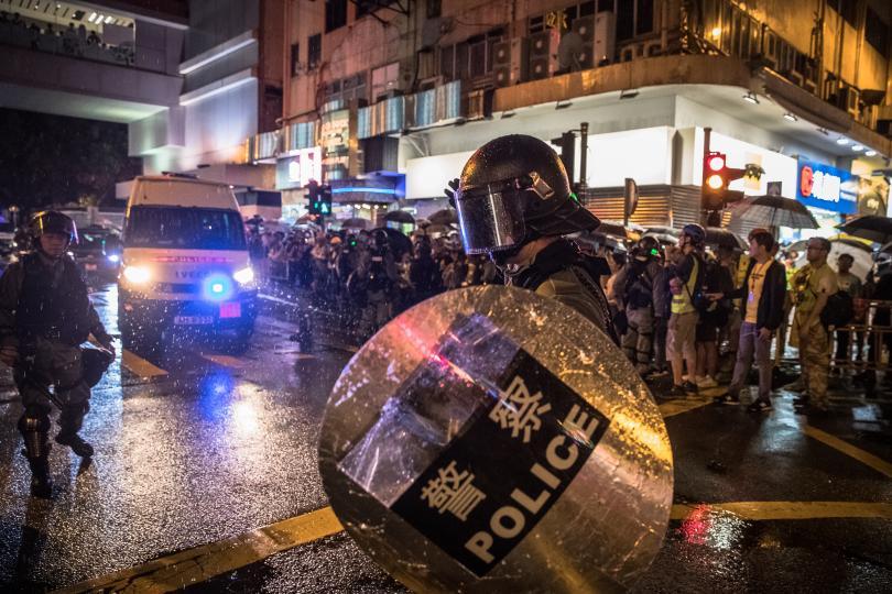 Три месеца вече продължават протестите в Хонконг срещу опитите за