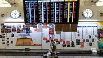 Протести парализираха летището в Хонконг