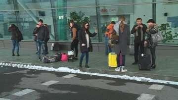 Блокираните в Румъния българи се завърнаха у нас