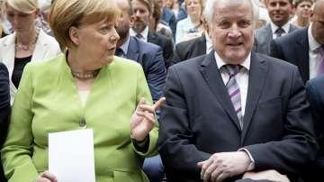 Вътрешният министър на Германия подава оставка?