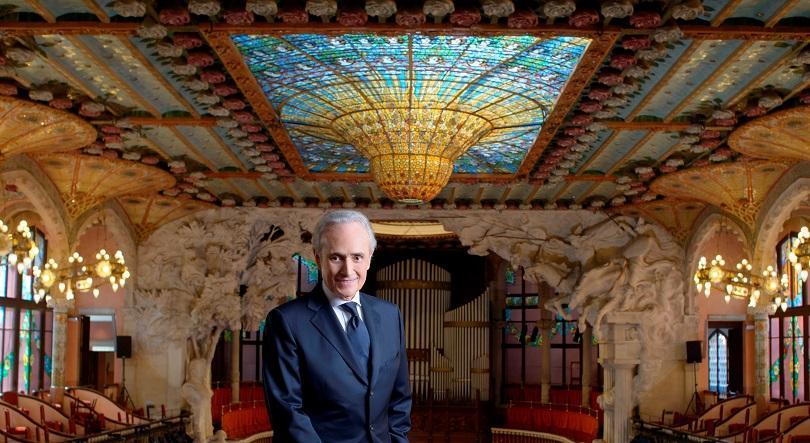Световноизвестният тенор Хосе Карерас пристига в София