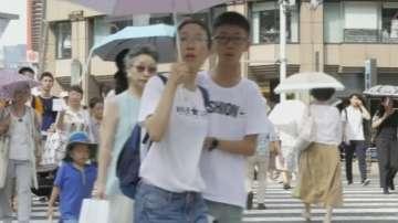14 души починаха заради жегите в Япония