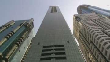 Най-високият хотел в света отвори врати
