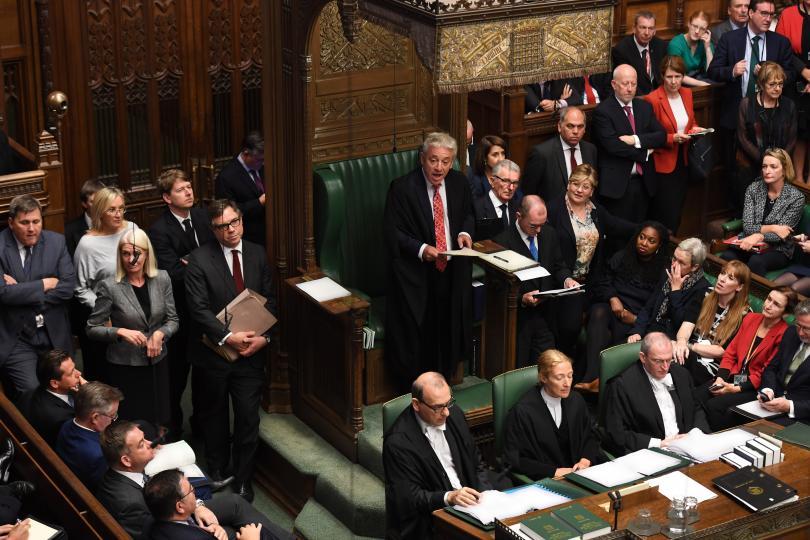 Британските депутати отново заседават в Лондон, след като вчера Върховният