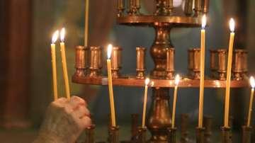 Месни Заговезни е първият празник от Великденския цикъл